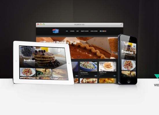 ValueBox USA App and Website